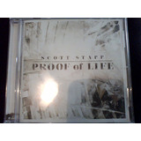 Scott Stapp   Proof Of Life [cd] Creed art Of Anarchy